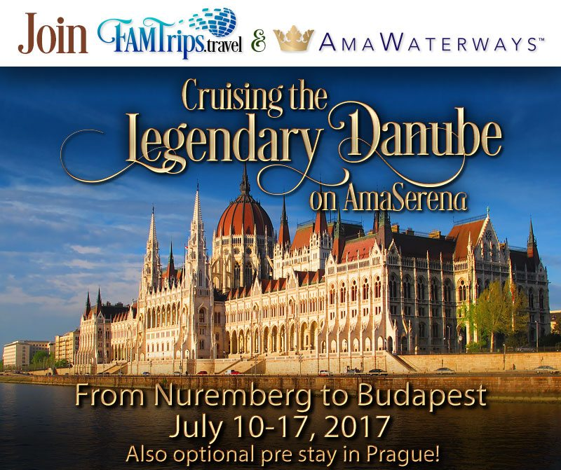 The Legendary Danube!
