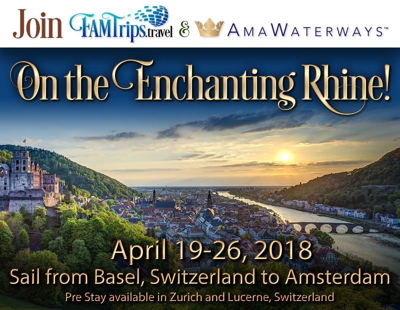 Enchanting Rhine 2018!