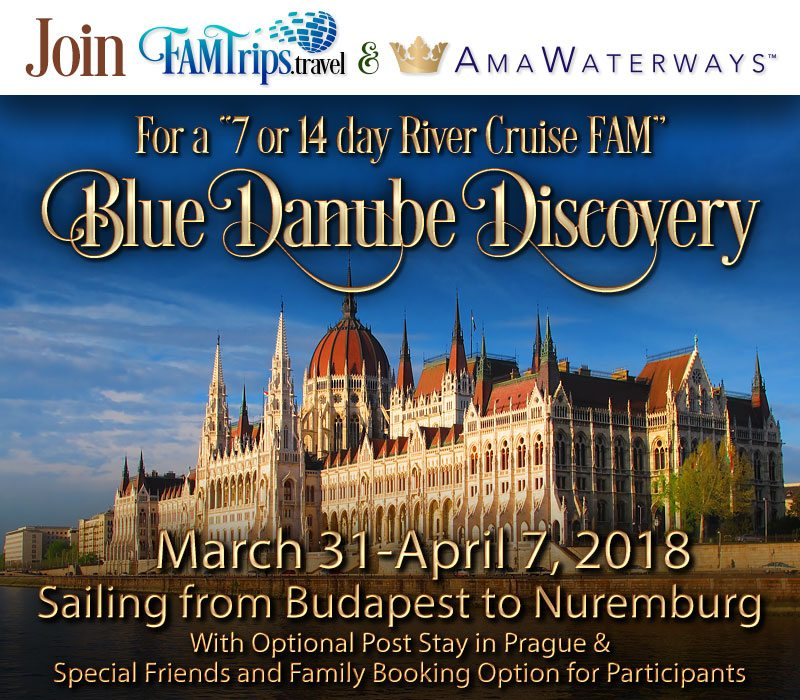 Blue Danube Discovery 2018!