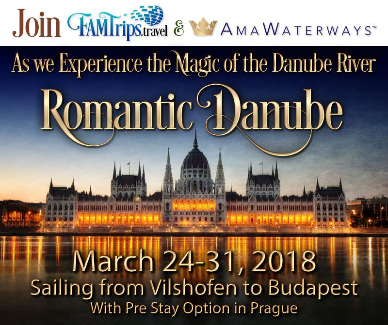 Romantic Danube 2018!
