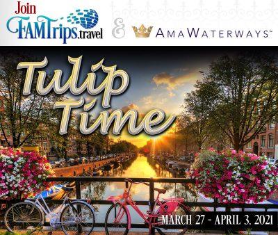Tulip Time 2021!