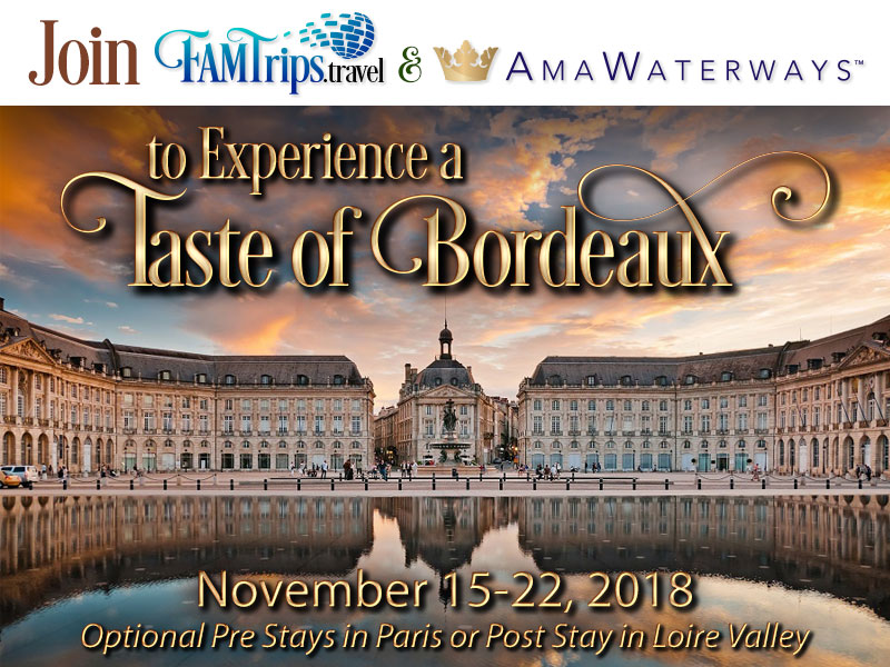 Taste of Bordeaux Late Fall 2018!