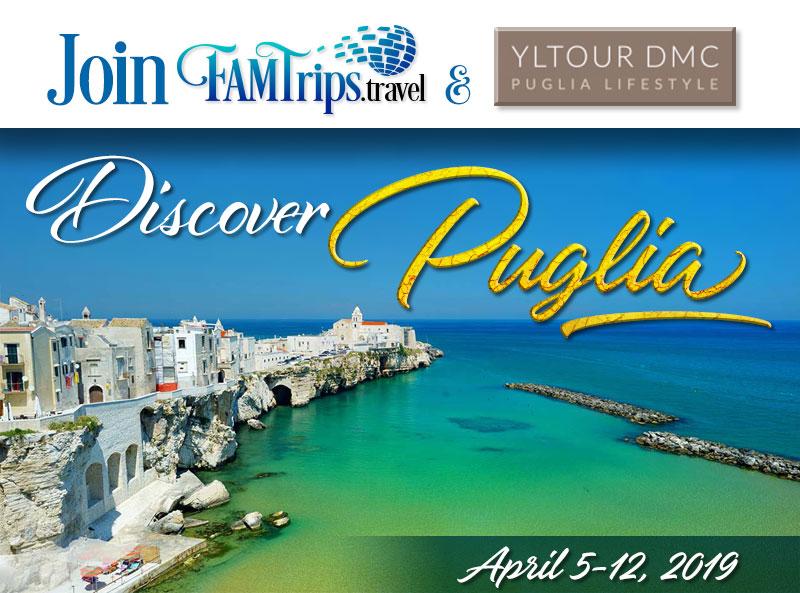 Discover Puglia 2019!