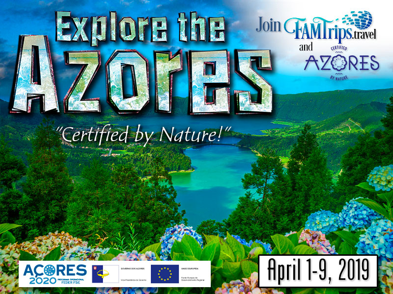 Explore the Azores!