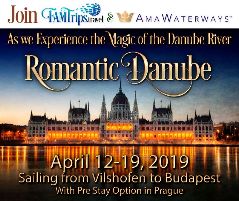 Romantic Danube 2019!