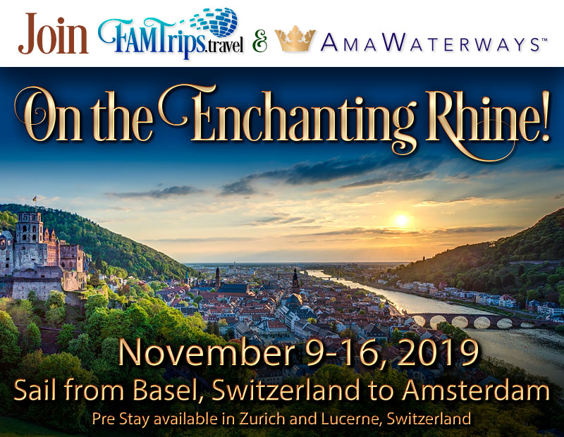 Enchanting Rhine 2019!