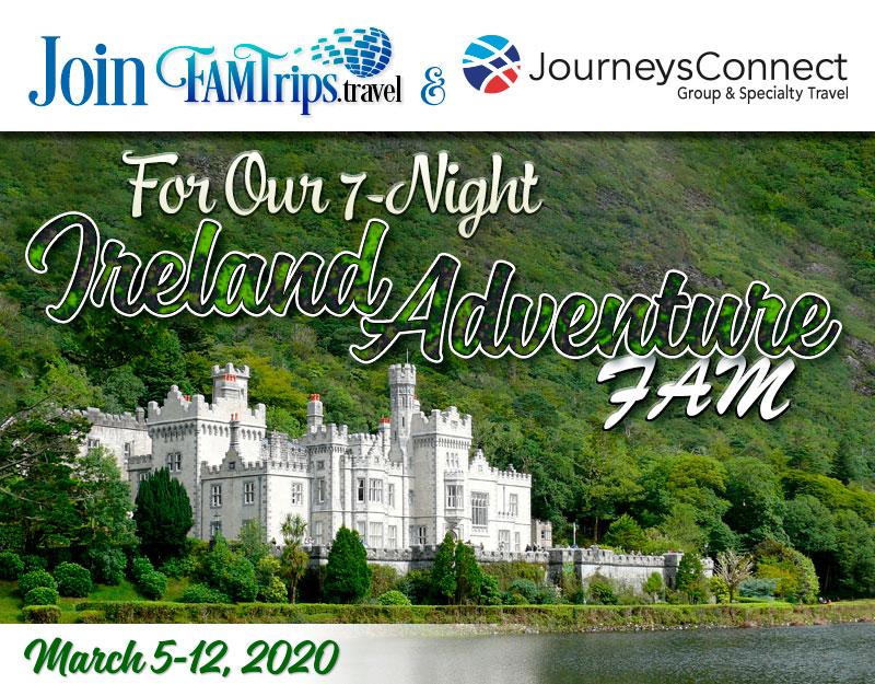 Ireland Adventure Spring 2020!