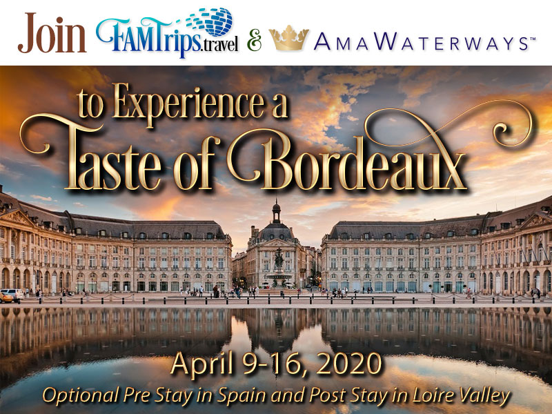 Taste of Bordeaux Spring 2020!