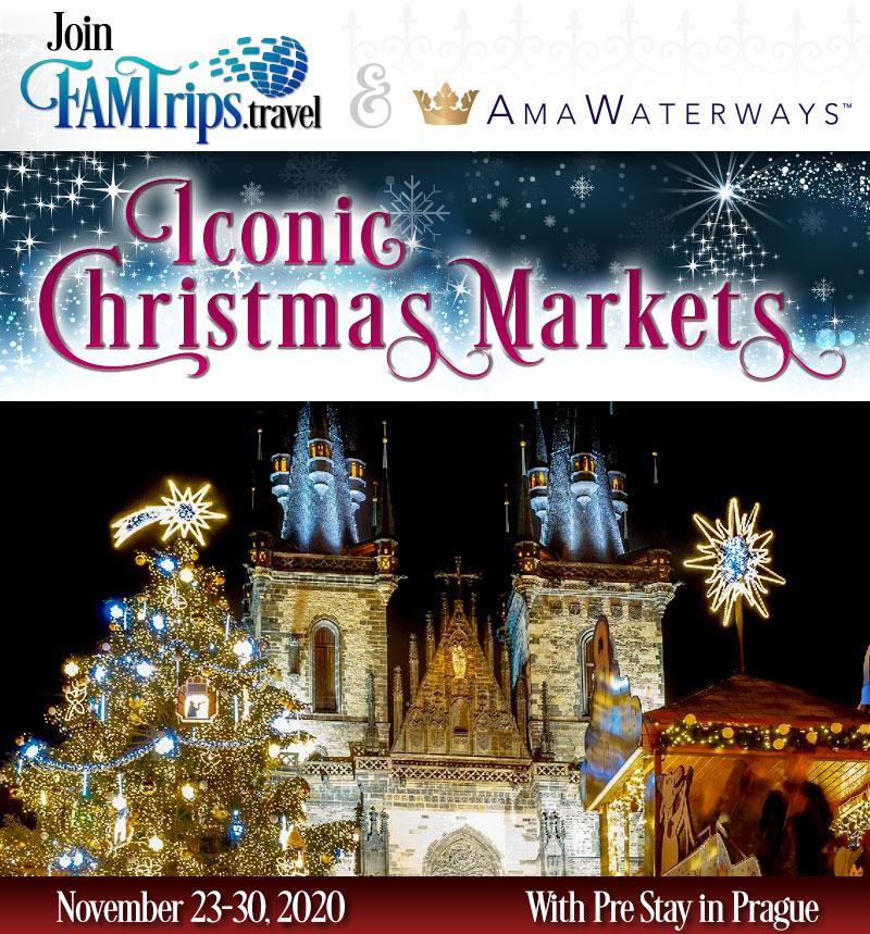 Iconic Christmas Markets 2020!