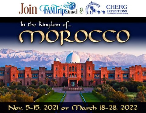 Morocco – Exotic Kingdom Tour 2021!