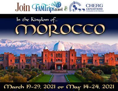 Morocco – Exotic Kingdom Tour 2021!