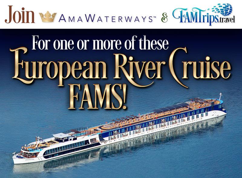 European River Cruises 2021!