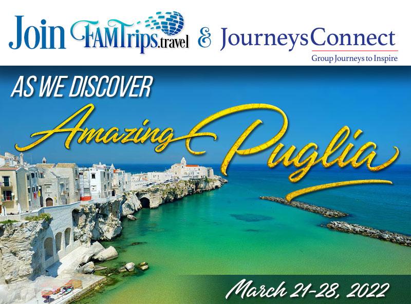 Discover Puglia 2022!
